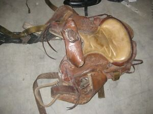 used horse  saddle Regina Regina Area image 1
