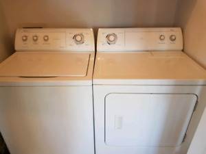 Laveuse sécheuse Whirlpool CommercialQuality Superior Capacity