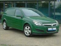 2007 Vauxhall ASTRA VAN CDTi 100 Ecotec-4 Sportive Panel Van Diesel Manual