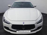2014 64 MASERATI GHIBLI 3.0 DV6 4D AUTO 275 BHP DIESEL - PX/FINANCE POSS
