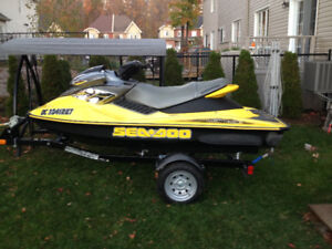 2004 Bombardier Sea-Doo RXP in very good  condition
