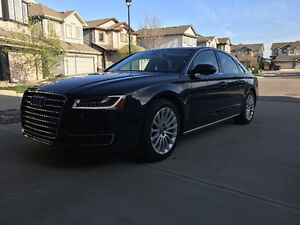 2016 Audi A8 Sedan - Lease Take over or Buy Out