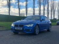 2016 BMW 3 Series 2.0 320D XDRIVE M SPORT 4d 188 BHP Auto Saloon Diesel Automati