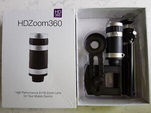HDZoom360 lens
