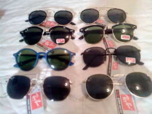 469ad0b11c0 New RAY-BAN ROUND SUNGLASSES on Sale! 2 pairs for  80