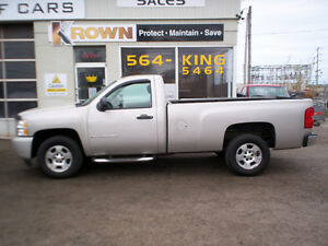 2009 Chevrolet Silverado 8ft Box 1500 Pickup Truck