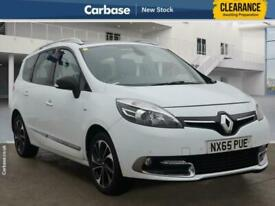 image for 2015 Renault Grand Scenic 1.5 dCi Dynamique Nav 5dr Auto [Bose+ pack] - MPV 7 Se