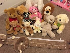 Teddy bundle (most new with tags)