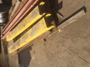 Forklift Extension Beam