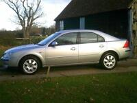 2004 Ford Mondeo 2.0TDCi 130 Automatic