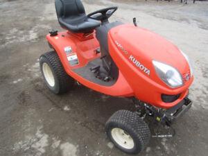 KUBOTA GR 2000 4X4
