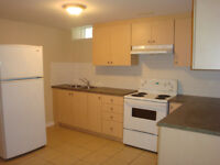 2-bedroom basement apartment in Churchill Meadows Mississauga...