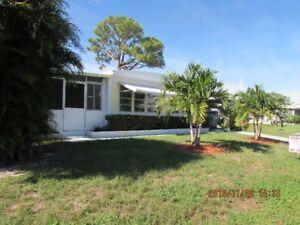 Maison de parc, en Floride