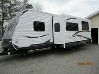 2013 Prowler 27BHS travel trailer