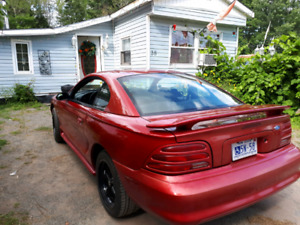 1995 mustang coupe