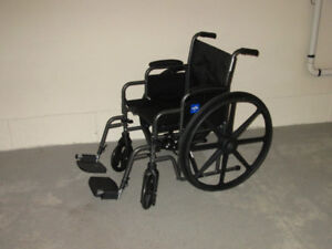 Medline WHEELCHAIR....almost new