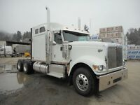 Currency Buster International 9900i with 72' bunk
