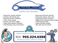 RATCHET WRENCH REPAIR MOBILE AUTO MECHANIC