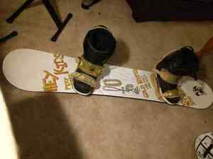 Rome SDS Artifact 150. Drake bindings. K2 Boots men 13