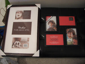 In wrap collage pictures frames, makes great Christmas gifts
