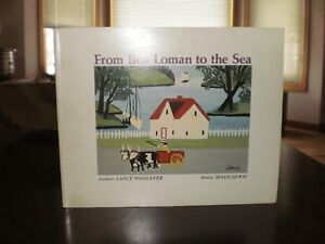 MAUDE LEWIS.....picture book and poem