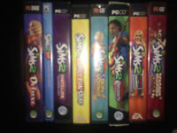 Sims 2 Deluxe with Expansion Packs
