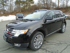2009 Ford Edge Ltd AWD