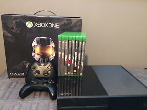 XBOX ONE - Halo - TheMaster Chief Collection with Games