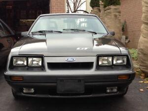 Mustang headlight bezels 79-86