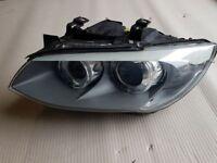 GENUINE BMW E92 E93 LCI PASSENGER LEFT XENON HEADLIGHT / HEADLAMP
