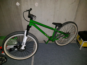 Updated Norco Ryde HardTail