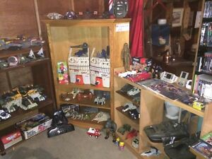 LARGE RETRO TOY SALE BARNSALE OTTERVILLE SAT. MAY 7!