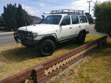 Toyota landcruiser 80 Albany Albany Area Preview