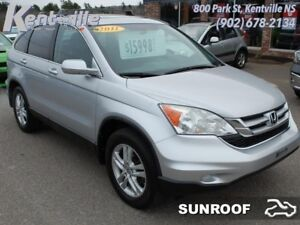 2011 Honda CR-V EX  - Sunroof -  Power Seat