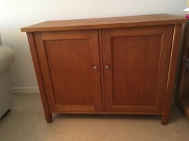 Sideboard solid wood with drawers