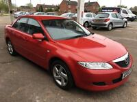 2004 Mazda Mazda6 2.0 TS - 12Service Stamp - 2Keepers - MOT UNTIL: 7 JUNE 2018