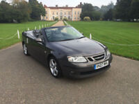 Saab 9-3 1.9TiD ( 150ps ) 2007MY Vector CONVERTIBLE