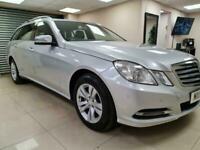 Mercedes-Benz E Class 2.1 E220 CDI Silver Auto DIESEL WARRANTY 12 MONTHS MOT
