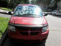 2005 Dodge Caravan Fourgonnette, fourgon