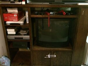 """Tv center with 32"""" tv"""