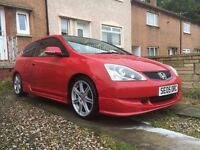 Honda Civic ep2 sport *type r rep*