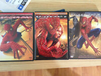 Spider Man collection (DVD)