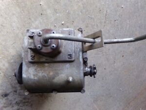 Lawn Tractor Transmissions