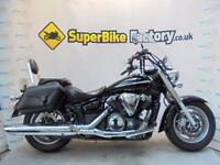 2013 13 YAMAHA XVS1300 MIDNIGHT STAR