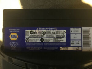 2008 chevy cobalt battery napa