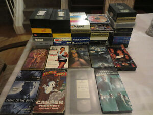 VHS Movies, DVD video games for children