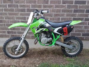 2001 Kawasaki KX65