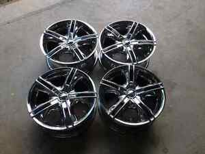 15 inch chrome ION rims for sale