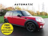 ** MINI CLUBMAN 1.6 COPPER ** AUTOMATIC & LOW MILES ** REALLY NICE EXAMPLE