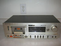 CASSETTE DECK FOR STEREO (HIGH END COMPONENT)